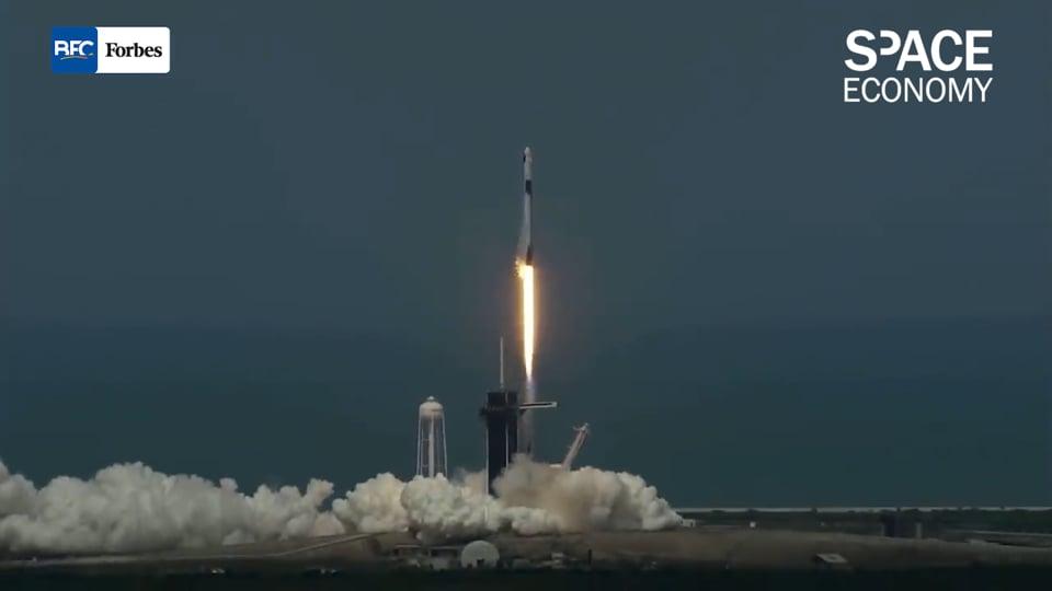 Forbes SPACE ECONOMY – Puntata 23