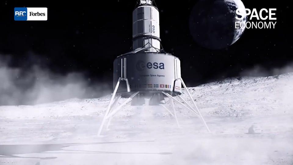 Forbes SPACE ECONOMY – Puntata 25